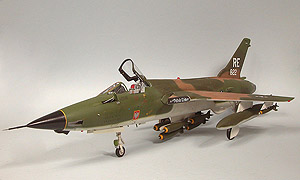 Trumpeter 1/32 Republic F-105D Thunderchief